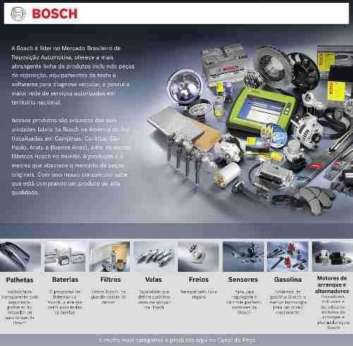 Bosch 0258006980 Oxygen Sensor