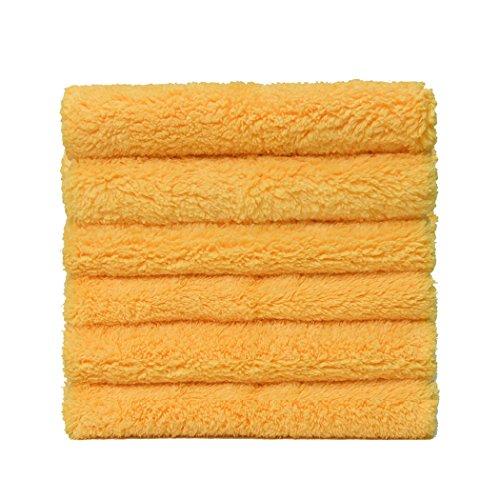 CarCarez Microfiber Car Wash Drying Towels Professional Grade Microfiber Towels for Car Wash Drying