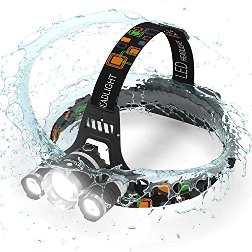 ONE DAY SALE! Brightest and Best LED Headlamp