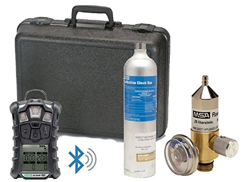 Msa 10110488 Altair 4X Multigas Detector   Calibration Kit