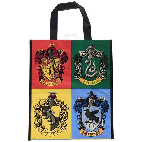 Large Plastic Harry Potter Goodie Bag, 13