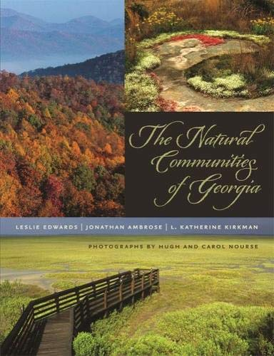 The Natural Communities of Georgia by Brand: University of Georgia Press