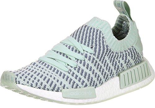Adidas Originali Scarpe Da Donna / Sneaker Nmd_r1 Stlt Pk W Green 39 1/3