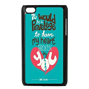 2014 New & Fashion Star The Fault in Our Stars Okay?okay. phone Case Cover for Samsung Case FOR IPod Touch 4th ART102940