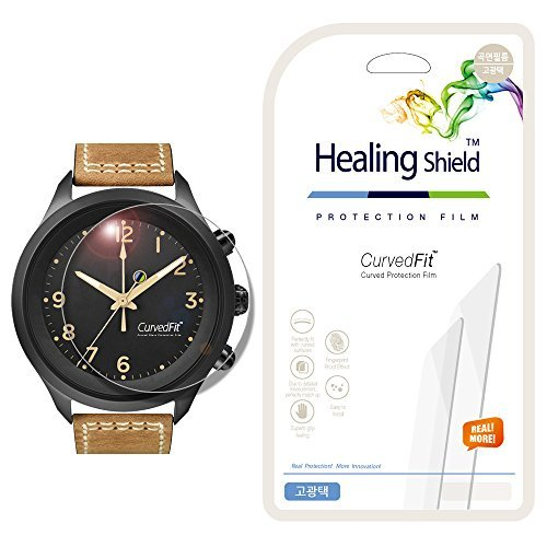 Healingshield Watch Face Protector Guard [Front 3pcs] (43mm(1.69in)) from Healing shield