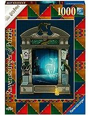 Ravensburger Puzzle 16748 - Harry Potter und die Heiligtümer des Todes: Teil 1-1000 Teile Puzzle für Erwachsene und Kinder ab 14 Jahren