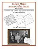 Family Maps of Brown County, Illinois