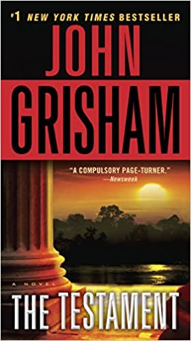 John Grisham-testament-book