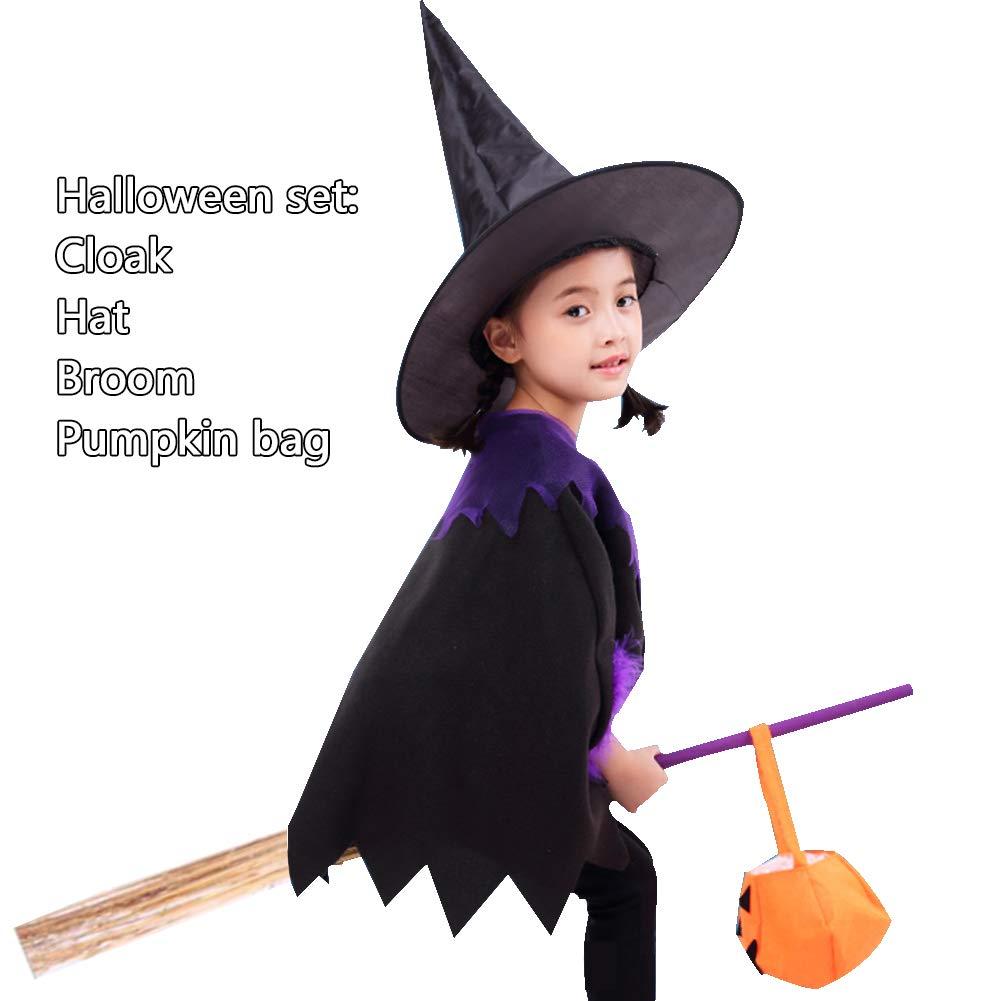 Halloween Cape Niña Princesa Cape Robe Ropa Vampiro Kids ...