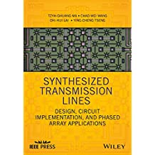 Synthesized Transmission Lines: Design, Circuit Implementation, and Phased Array Applications