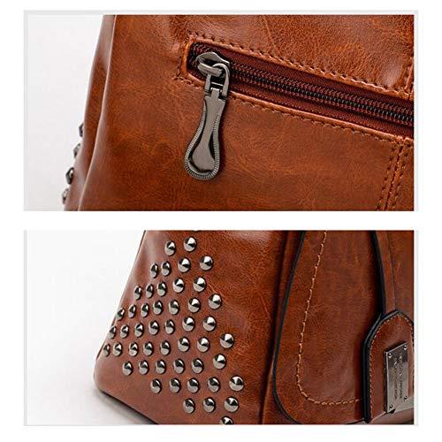 Elegante Inclinata,moda In Bag Borsa A Mano Da Donna Donna,borsa Red Pelle  Borse Tracolla Shopping 0vqw6T a94ebdb6937