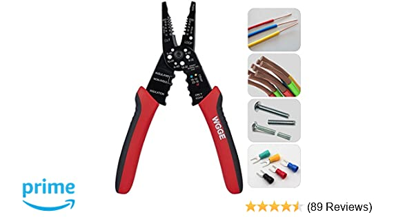 wgge wg 015 professional crimping tool multi tool wire stripper and rh amazon com Tools and Scientific Measurement Packety PDF PDF Extract Tool