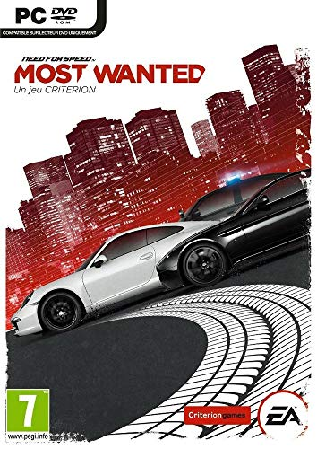Need for Speed: Most Wanted (PC-DVD) india 2020