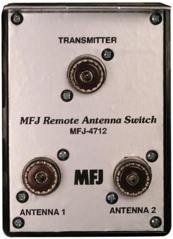 Conmutador Remote D Antena mfj-4712 2 posiciones