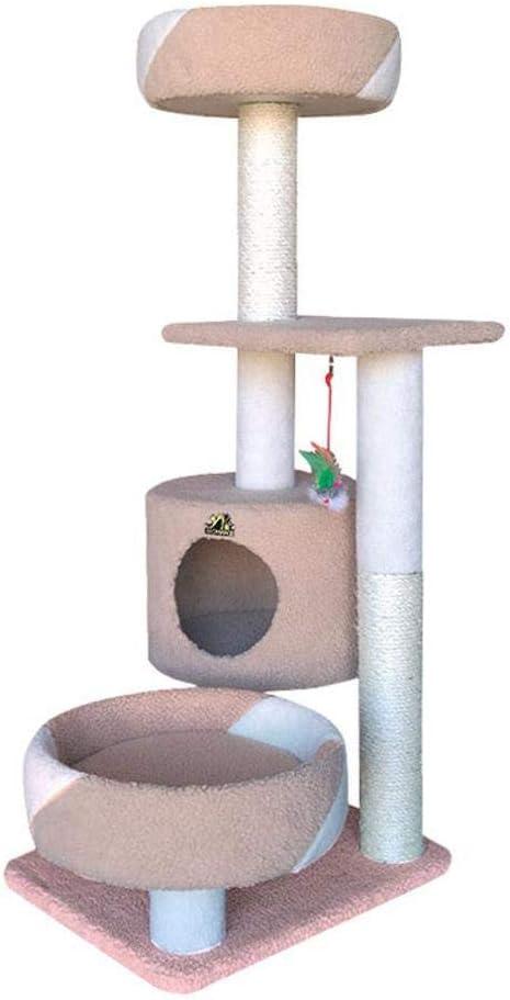 Axiba Árbol para Gatos Nido de Gato Gato Salto Gato Grab Pilar ...