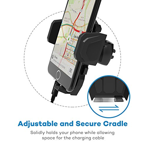 Car-Phone-Mount-VAVA-Phone-Holder-for-Car-Air-Vent-Firm-Grip-One-Button-Release-360-Degree-Rotatable-Joint–Fits-iPhone-Samsung-Galaxy-HTC-LG-Huawei-and-More