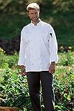Uncommon Threads Unisex  Master Chef Coat, White, X-Large