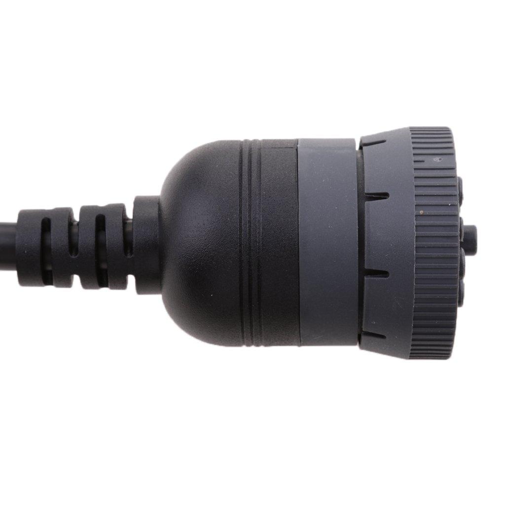 Strumenti Diagnostici Motore OBD-II Per Camion Connettore Femmina 9 Pin