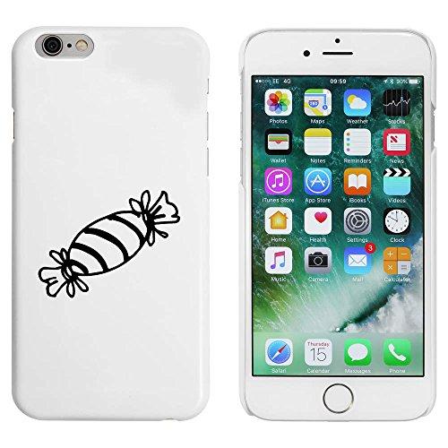 Blanc 'Bonbons Enveloppés' étui / housse pour iPhone 6 & 6s (MC00089341)