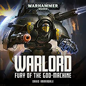 Warlord: Fury of the Godmachine Audiobook