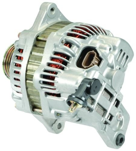 Eagle HIgh fits for HIGH OUTPUT 150 AMP ALTERNATOR Subaru Legacy H4 2.5L 2458cc wo/Turbo 2005 Outback H4 2.5L 2458cc 2006-2009 PULLEY DESIGN S5
