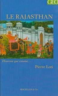 Le Rajasthan par Pierre Loti