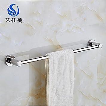 QUEENS Acero inoxidable 304 toallas toallas de baño toallas de baño Lávate la cara toalla palanca