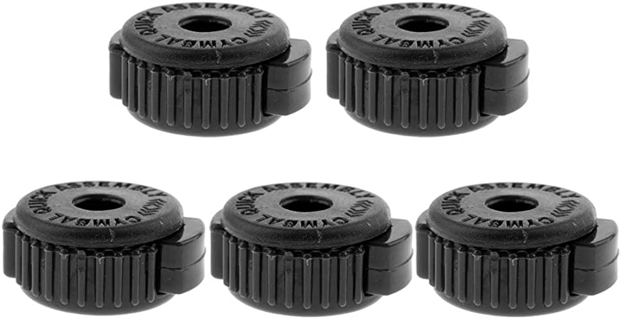 Quick Release Nut Drum Accessories Lightweight for Any Drum Technician for Drum Enthusiasts