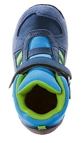 adidas Performance Kinder Winterschuhe blau/grün