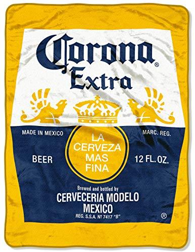 Corona Extra Fleece Throw ()
