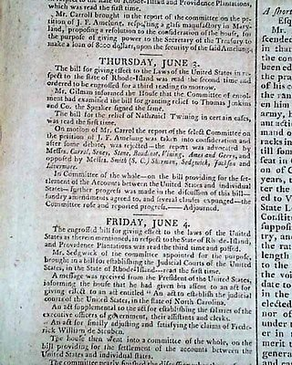 Rare CIVIL WAR Louisville KY Kentucky 1862 Newspaper w/ Battle of Kinston NC