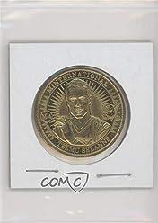 John Vanbiesbrouck 1997-98 Pinnacle Mint Die-Cut Card with Brass Coin #4 Verzamelingen