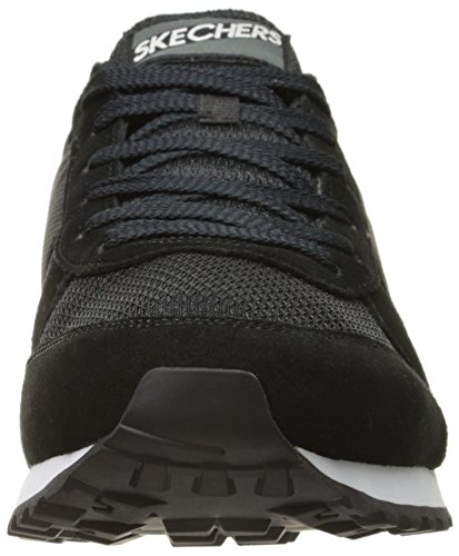 OG White Men's Black Fashion Originals Sneaker 85 Skechers Retros TStwq8xp