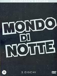 Mondo Di Notte (CE Limitata E Numerata) (3 Dvd) [Italian Edition]