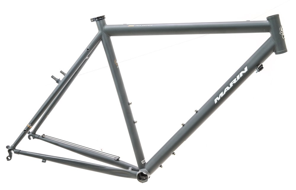 Marin 54cm Four Corners Touring/Road Bike Steel Frame 700c NEW by Marin (Image #1)