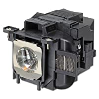 CTLAMP E78 Replacement Projector Lamp General Lamp/Bulb with Housing For EB-945 / EB-955W / EB-965 / EB-98 / EB-S17 / EB-S18 / EB-SXW03 / EB-SXW18 / EB-W18 / EB-W22 / EB-W28 / EB-X03 / EB-X18 / EB-X20 / EB-X24 / EB-X25 / EH-TW490 / EH-TW5200