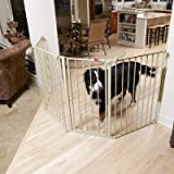 Carlson Pet Gate Flexi Pet Gate