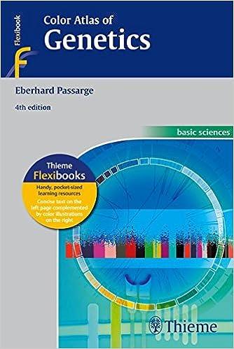 Color Atlas of Genetics: Amazon co uk: Eberhard Passarge