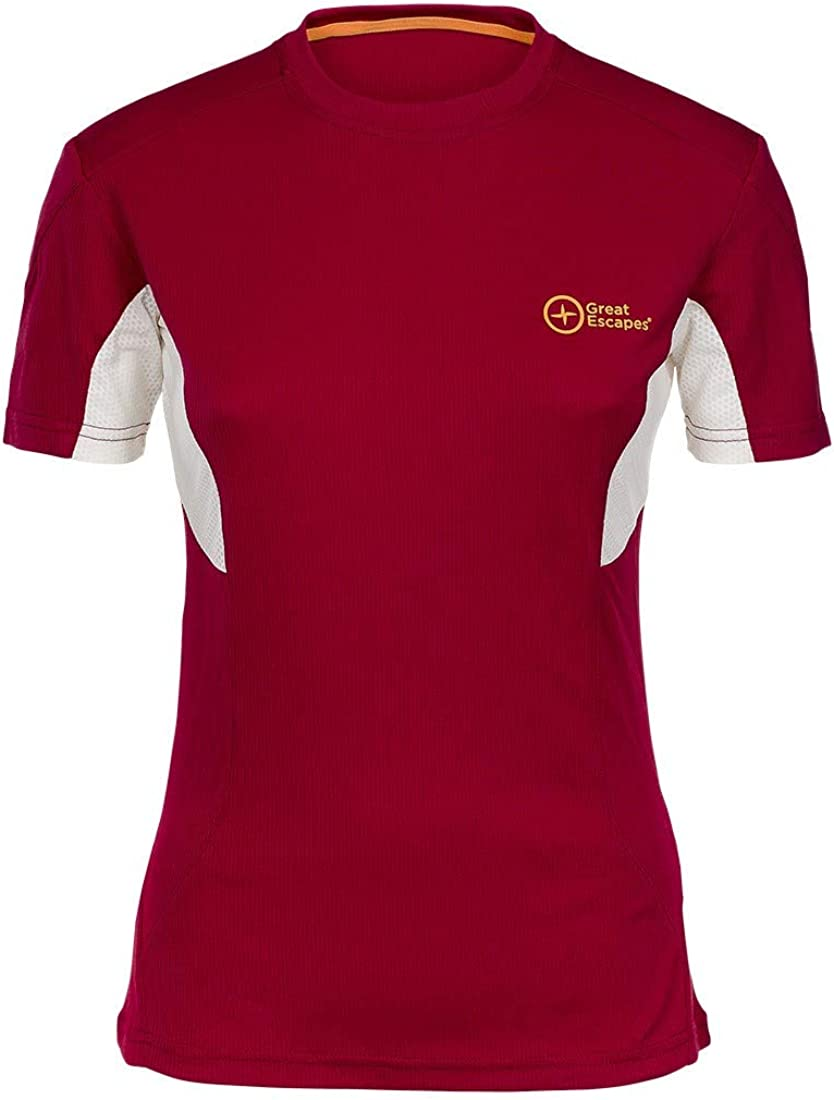 Great Escapes T-Shirt Donna SAVO