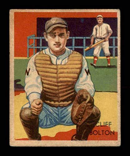 (1934 Diamond Stars #47 Bob Bolton G/VG X1704843)
