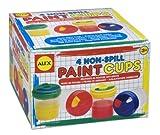 : ALEX Toys Artist Studio Non-Spill Paint Cups