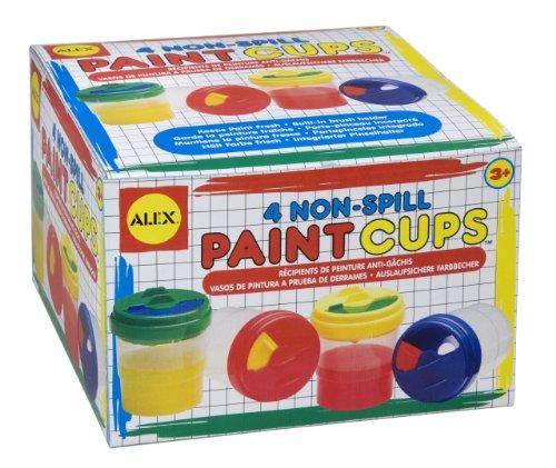 Non Spill Paint - 1