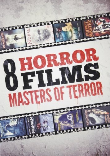 8 Film Masters of Terror Collection 10 -