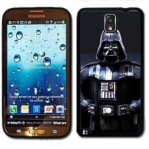 Samsung Galaxy Note 3 Black Rubber Silicone Case - Darth Vader Lord Vader Star Wars