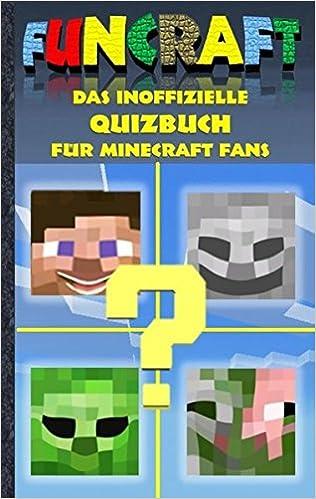 Funcraft Das Inoffizielle Quizbuch Für Minecraft Fans Alter - Minecraft pixel spiele