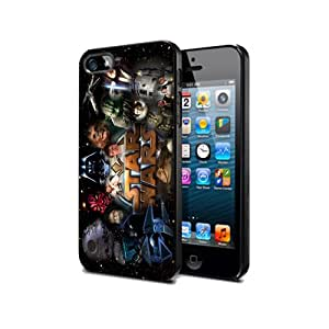 Star Wars Stw6 Silicone Case Cover Protection For iPhone 4/4s @boonboonmart
