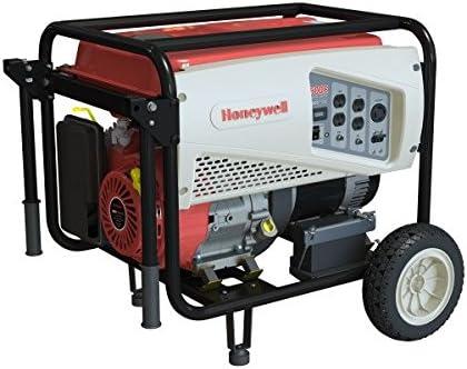 Amazon.com: Honeywell 6037 Generador portable, a gasolina ...