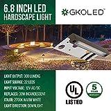 GKOLED UL Listed LED Hardscape Light, Retaining