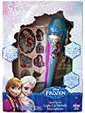 Frozen Sparkling Ice Light Up Melody Microphone