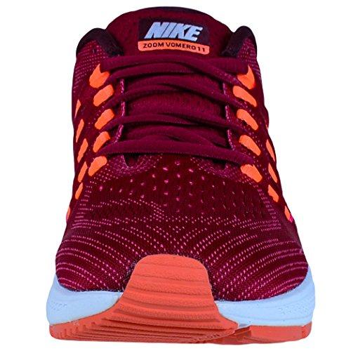 Nike Dameslucht Zoom Vomero 11 Hardloopschoenen Rood